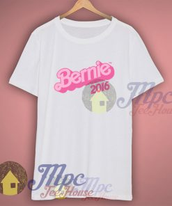 Bernie Sanders 2016 Barbie T Shirt