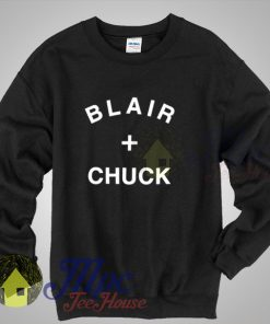 Blair & Chuck Relationship Unisex Sweatshirt