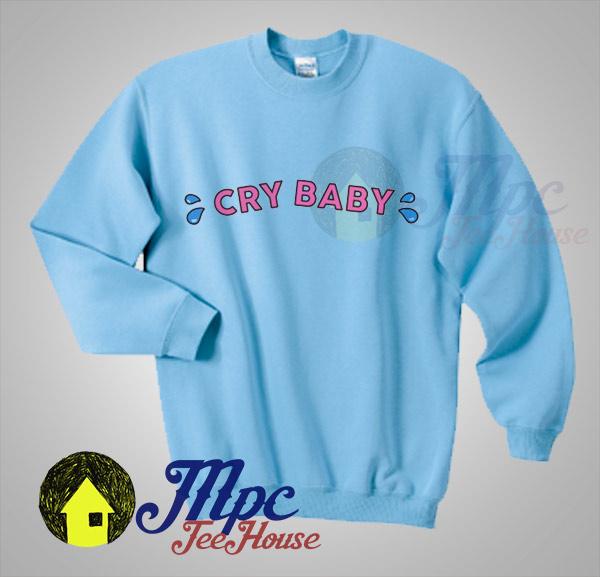 Cry Baby Melanie Martinez Sweatshirt Mpcteehouse