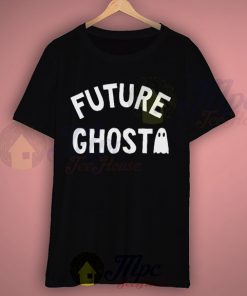 Future Ghost Boo Ghostbuster T Shirt