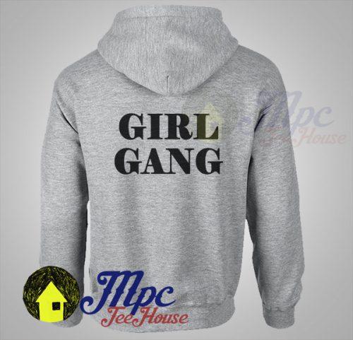 Girl Gang Pullover Hoodie