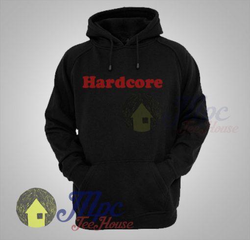 Hardcore Girl Pullover Hoodie