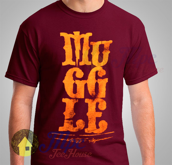 Harry Potter Book Cover Shirt : Harry potter muggle t shirt men and women mpcteehouse