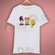 Hocus Pocus Heads Wideneck T Shirt