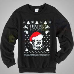 Hodor Santa Style Game Of Thrones Christmas Sweater
