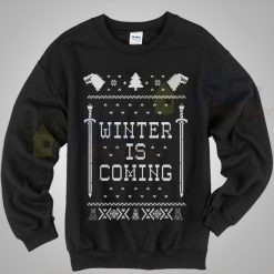 House Stark Game of Thrones Winter is Coming Christmas Sweater