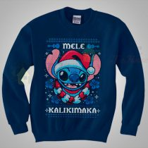Lilo Stitch Disney Christmas Sweater