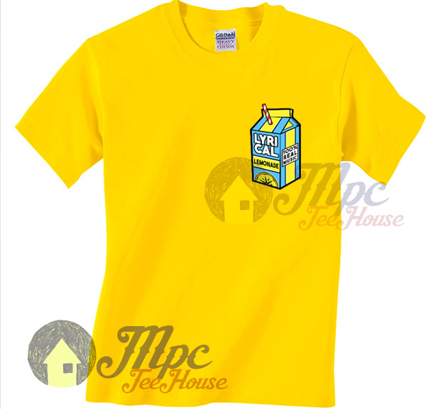 Lyrical Lemonade Juice Tshirt