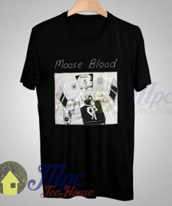 Moose Blood Deja Entendu Attribute T Shirt