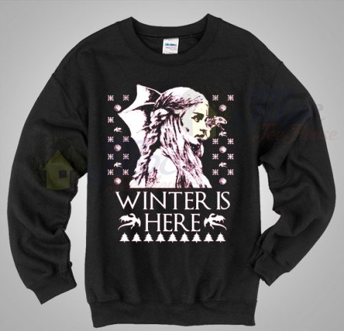 Mother Of Dragon Game Of Thrones Christmas Sweater