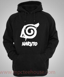 Naruto Anime Symbol Unisex Hoodie