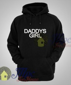 New Hooded Daddys Girl Unisex Hoodie