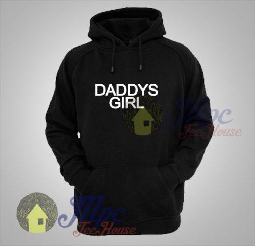 New Hooded Daddys Girl Unisex Hoodie