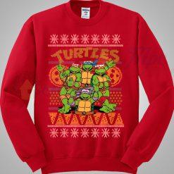 Ninja Turtles TMNT Christmas Sweater