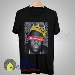 Notorious Big Biggie Hiphop Legend T Shirt