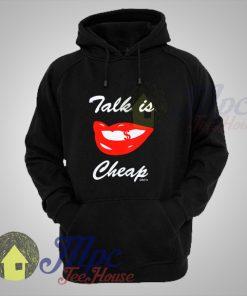 Obey Talk Is Cheap Hoodies