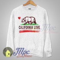 Republic California Love Symbol Sweatshirt