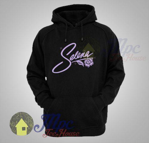 Selena Quintanilla Rose Hoodie