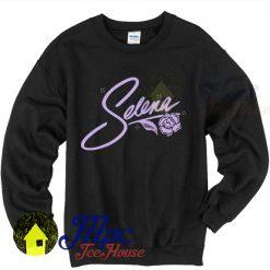 Selena Quintanilla Signature Crewneck Sweatshirt