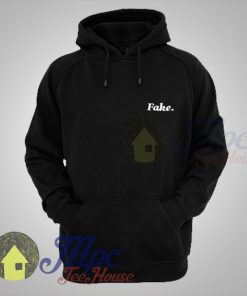 Skyline Jenner Fake Black Hoodie