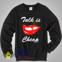 Talk Is Cheap Obey Sweatshirt