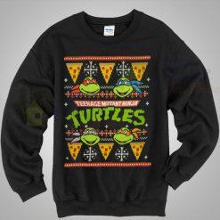 Teenage Mutant Ninja Turtles Christmas Sweater