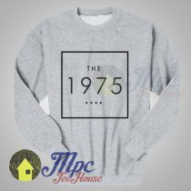 The 1975 Band Symbol Crewneck Sweatshirt