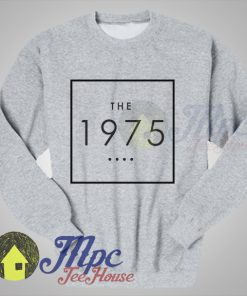 The 1975 Band Symbol Crewneck Sweatshirt