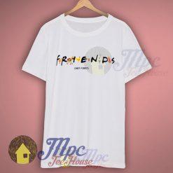 Vegan Friends Not Food T Shirt