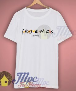 Vegan Friends Not Food T Shirt