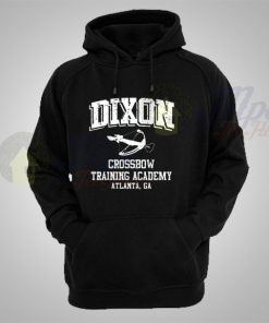 Walking Dead Daryl Dixon Crossbow Training Hoodie