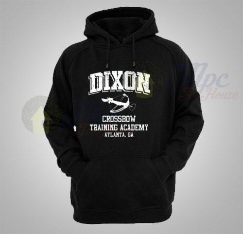 Walking Dead Daryl Dixon Crossbow Training Hoodie