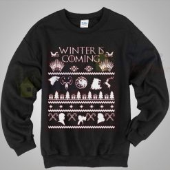 Winter is Coming Game of Thrones Christmas Sweater