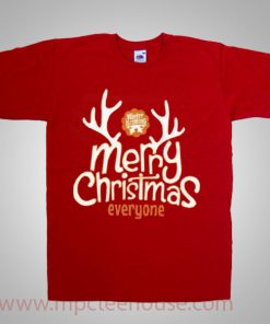 Winter is Coming Merry Christmas Everyone T Shirt