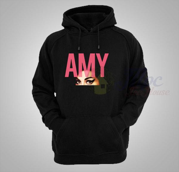 Amy Winehouse Movies Hoodie Documentary
