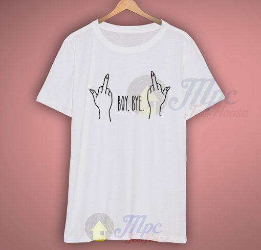Boy Bye Lemonade Graphic T Shirt