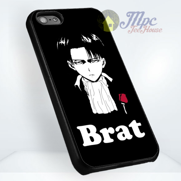 Brat Attack On Titan Protective Phone Case iPhone 7, iPhone 6, iPhone 5 And Samsung