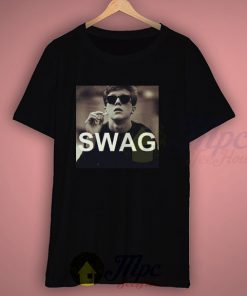 Brian Johnson Breakfast Club Swag T Shirt