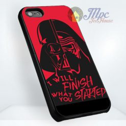Darth Vader Kylo Rent Quote Protective Phone Cases iPhone 7, iPhone 6, iPhone 5 And Samsung
