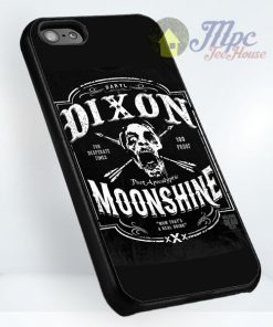 Daryl Dixon Moonshine Protective Phone Cases iPhone 7, iPhone 6, iPhone 5 And Samsung