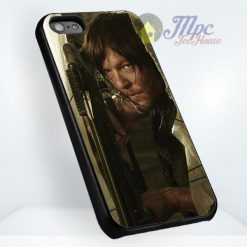 Daryl Dixon Walking Dead Protective Phone Cases