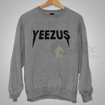 New Kanye West Yeezus Sweatshirt Design