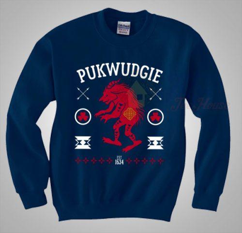Pukwudgie Harry Potter Christmas Sweater