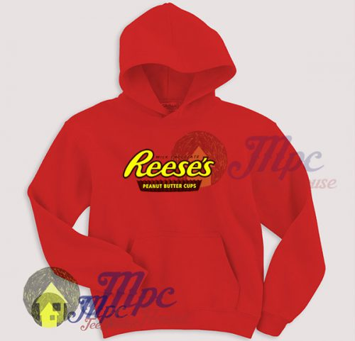 Reeses Peanut Butter Cups Pullover Hoodie