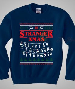 Stranger Things Xmas Christmas Sweater