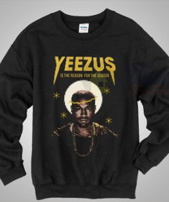 Yeezus Is The Reason Christmas Sweater
