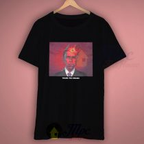 Chance The Rapper Thank You Obama T Shirt