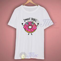 Donut Panic Graphic T Shirt