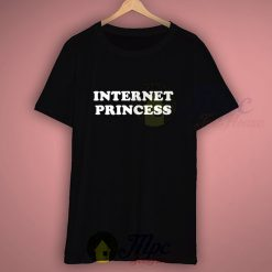 Internet Princess Cute Women T Shirt