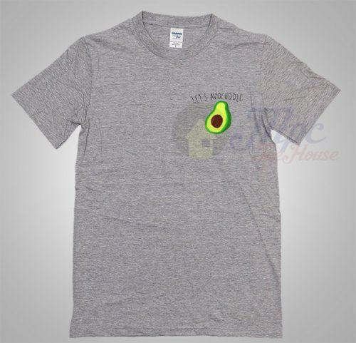 Let's Avocuddle Fresh Summer T Shirt